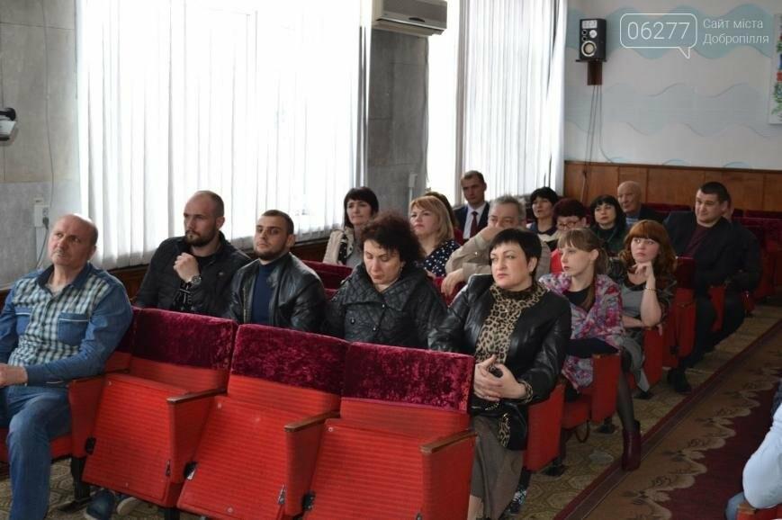 Директор департамента ДонОГА рассказала, как объединять Добропольскую громаду, фото-1