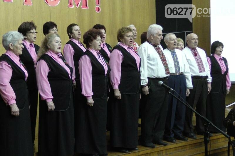 """""""Каждый четвертый житель города - пенсионер"""" - Добропольской организации ветеранов 30 лет, фото-2"""