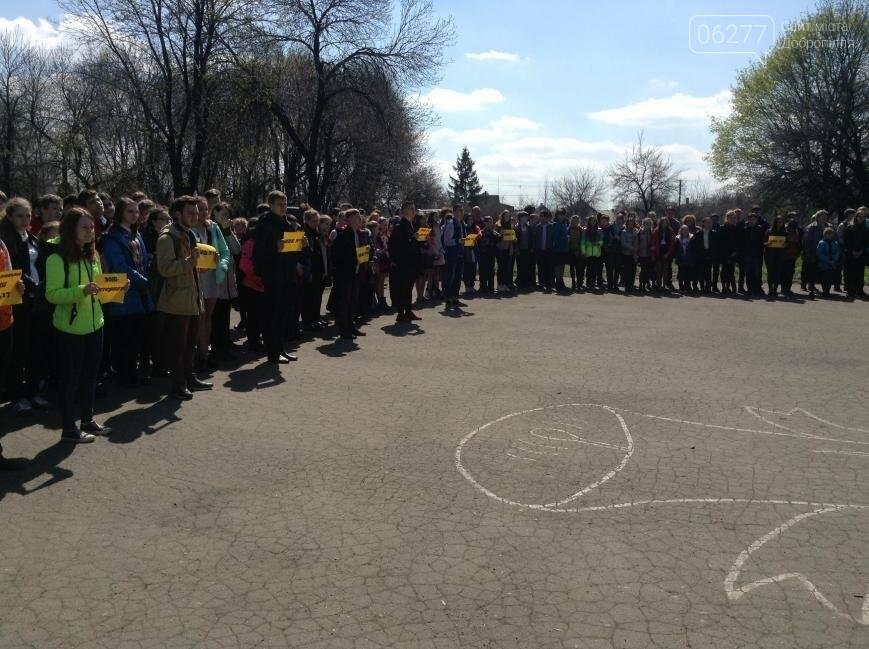 Добропольскую гимназию проверили на герметичность, фото-2
