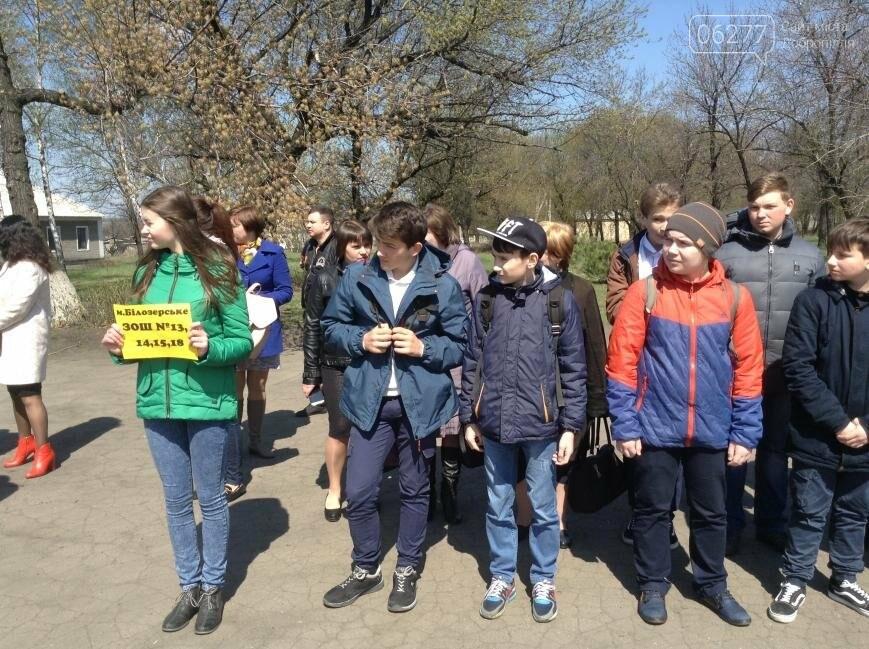 Добропольскую гимназию проверили на герметичность, фото-5