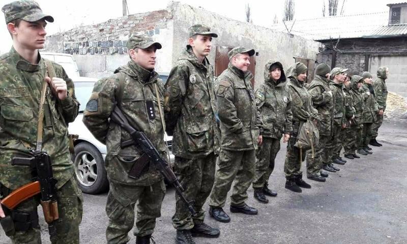 Добропольское отделение полиции подняли по тревоге, фото-1