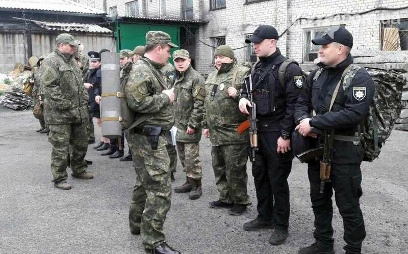 Добропольское отделение полиции подняли по тревоге, фото-2