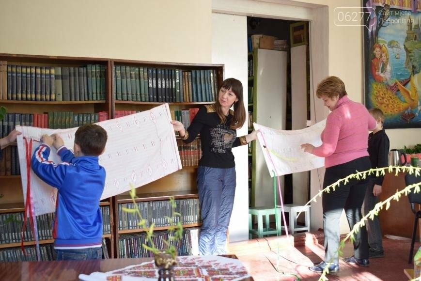 В Белозерском провели пасхальный мастер-класс, фото-2