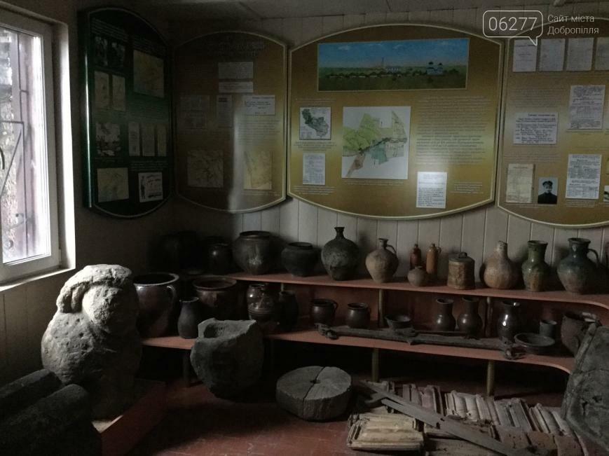 Заместитель главы Добропольского райсовета совершила рабочую поездку в Золотой Колодец, фото-2