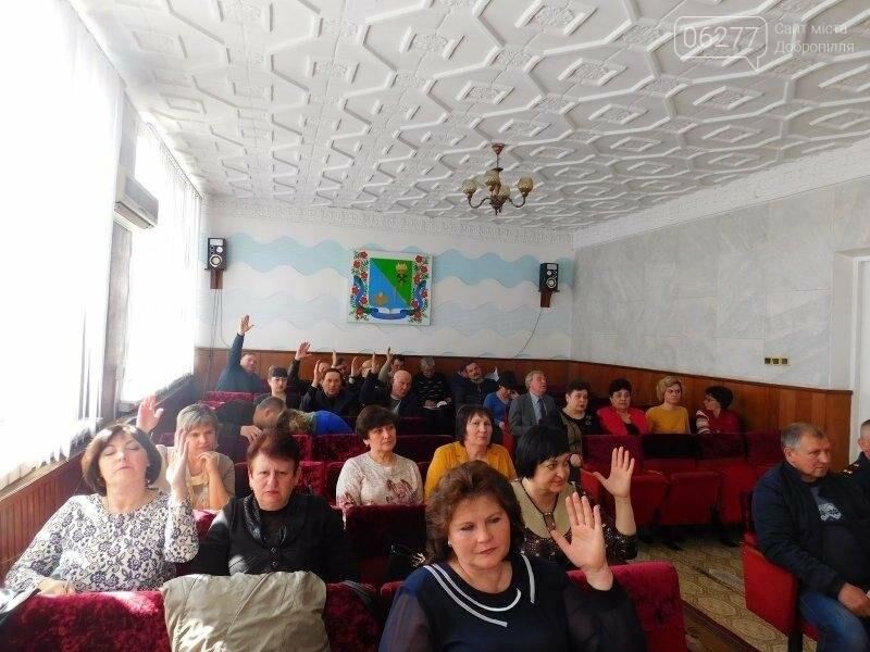 Депутаты Добропольского райсовета изменили бюджет и не одобрили обращение к Президенту Украины, фото-2