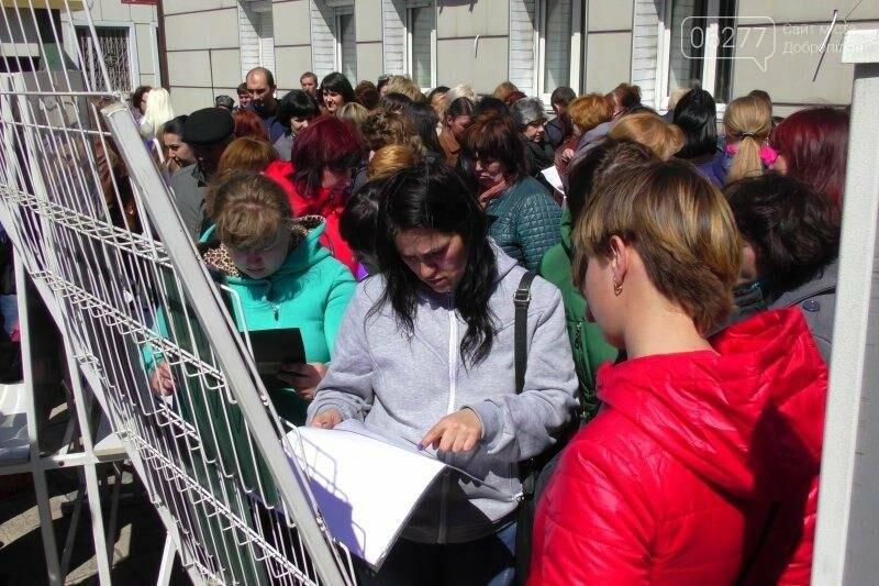 На ярмарке вакансий в Доброполье 55 человек получили направление на работу , фото-3