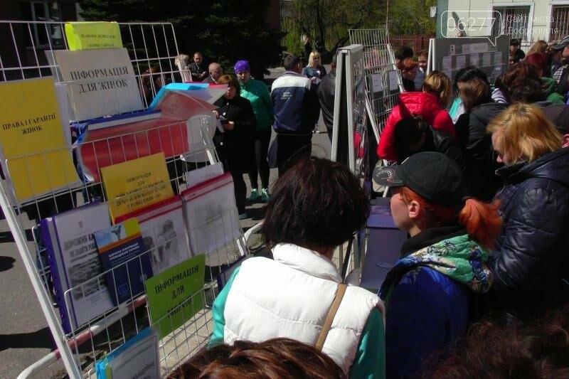 На ярмарке вакансий в Доброполье 55 человек получили направление на работу , фото-4