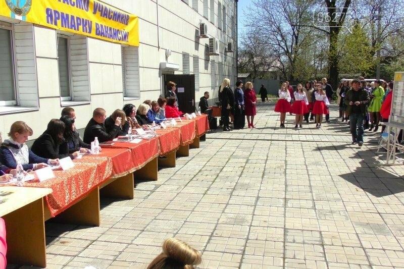 На ярмарке вакансий в Доброполье 55 человек получили направление на работу , фото-2