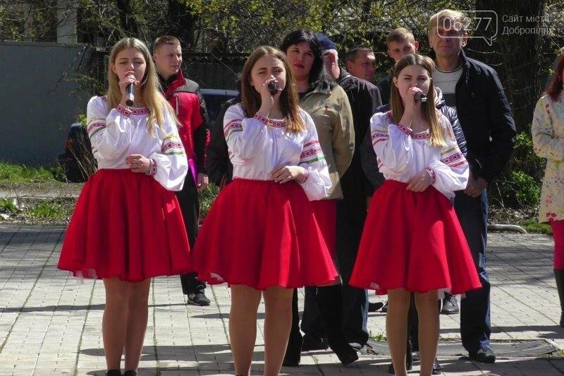 На ярмарке вакансий в Доброполье 55 человек получили направление на работу , фото-1