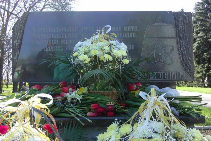 В Доброполье прошли митинги в память о жертвах Чернобыльской катастрофы , фото-7