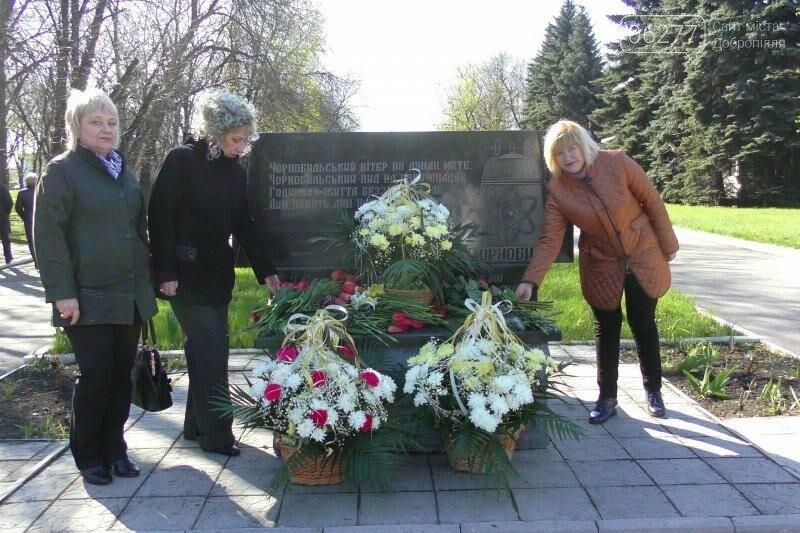 В Доброполье прошли митинги в память о жертвах Чернобыльской катастрофы , фото-5