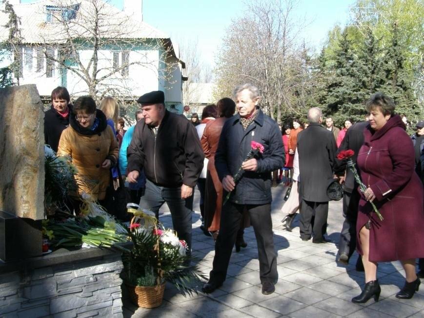 Педагоги Доброполья принимают активное участие в мероприятиях, посвященных Всемирному дню охраны труда, фото-1