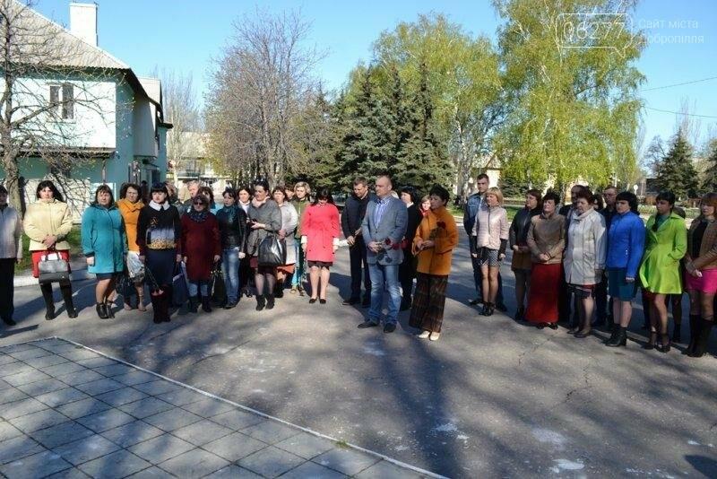 В Доброполье прошли митинги в память о жертвах Чернобыльской катастрофы , фото-2