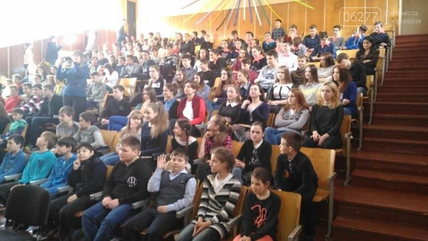 Школы Доброполья присоединились ко Всеукраинской экологической акции, фото-1