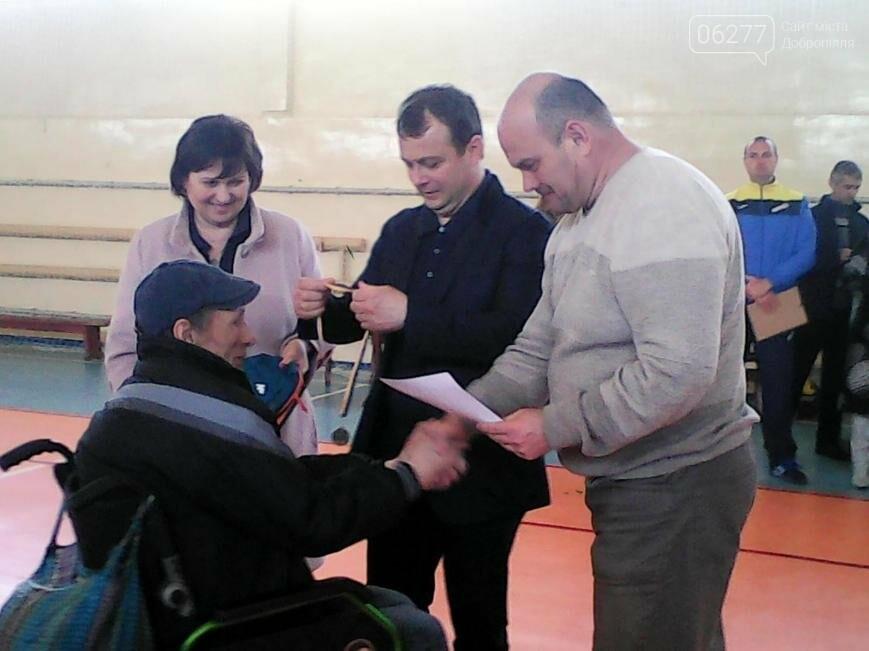 Спортсмены-инвалиды Добропольщины привезли из Покровска золото, серебро и бронзу, фото-2