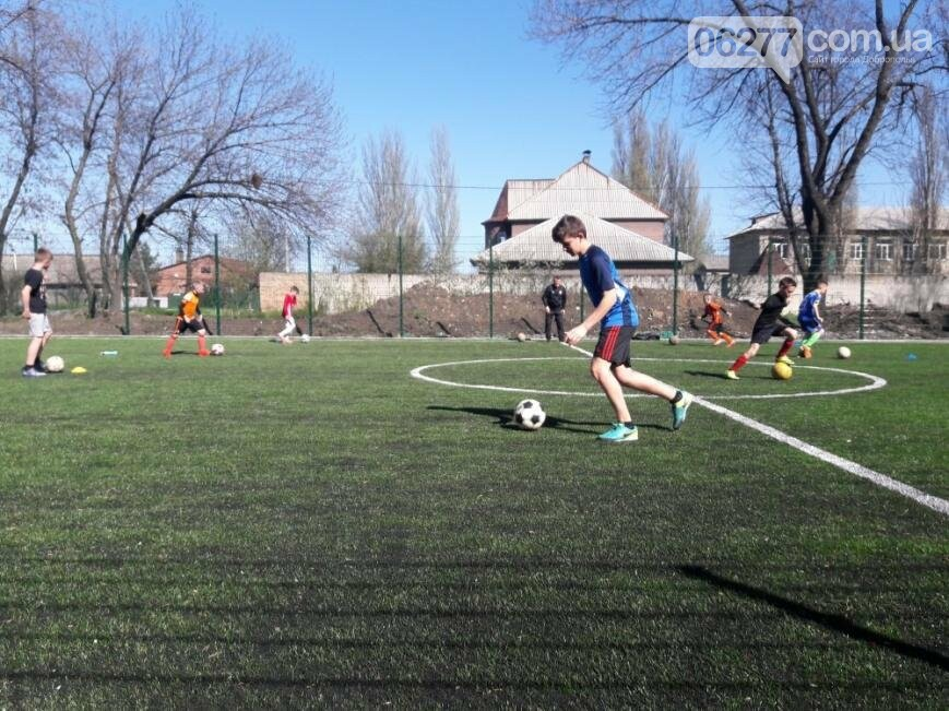 В Доброполье скоро откроют пять новых спортплощадок, фото-3
