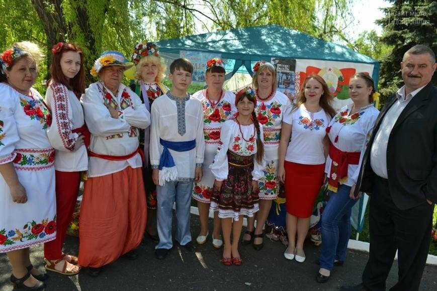 В Добропольском районе отметили День Европы, фото-1