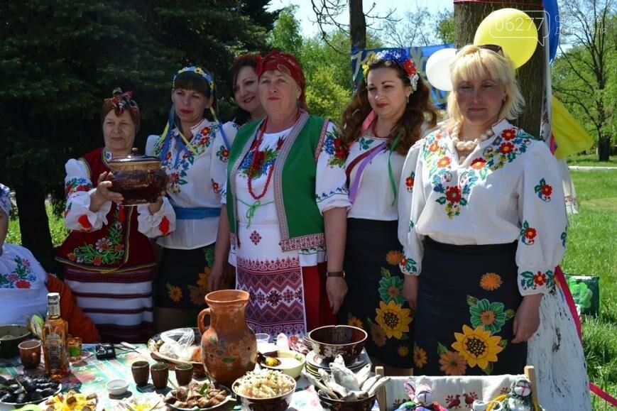 В Добропольском районе отметили День Европы, фото-7