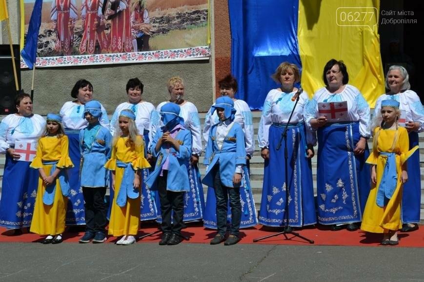 В Добропольском районе отметили День Европы, фото-12
