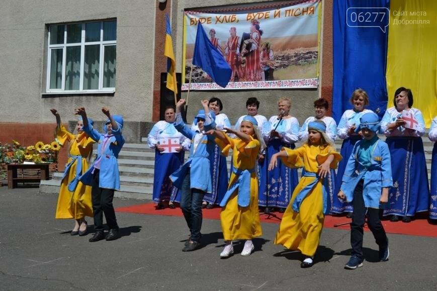 В Добропольском районе отметили День Европы, фото-4