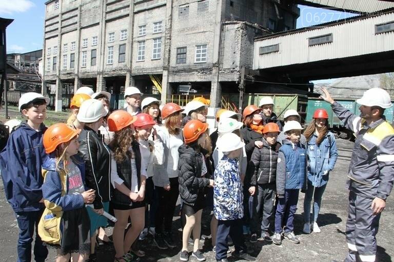 На Добропольской ЦОФ провели открытый День охраны труда, фото-1