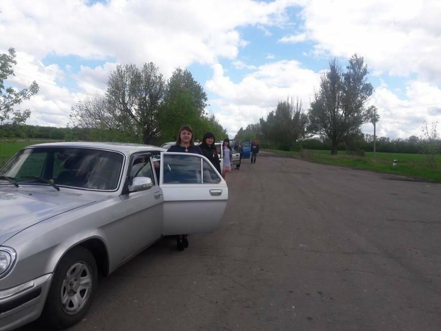 Участники благотворительного автопробега посетили ветеранов 6 сел Добропольского района, фото-9