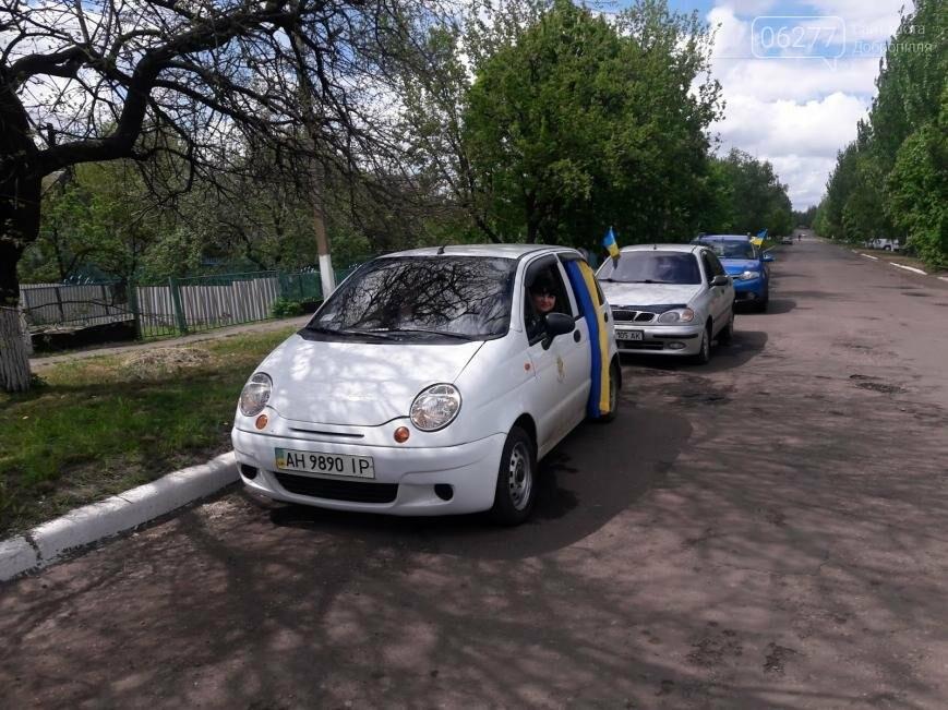Участники благотворительного автопробега посетили ветеранов 6 сел Добропольского района, фото-2