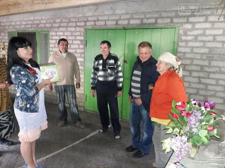 Участники благотворительного автопробега посетили ветеранов 6 сел Добропольского района, фото-1