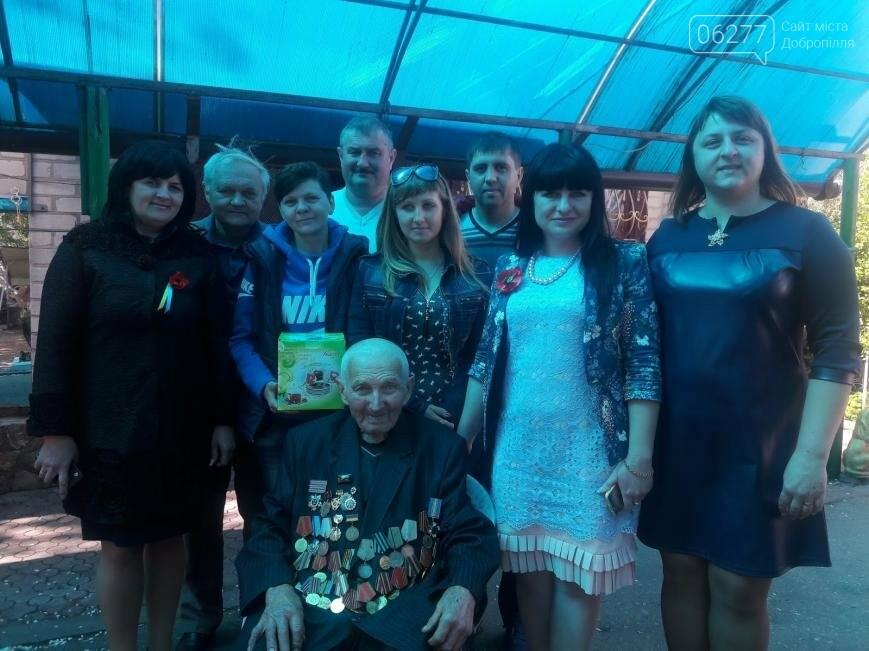 Участники благотворительного автопробега посетили ветеранов 6 сел Добропольского района, фото-11