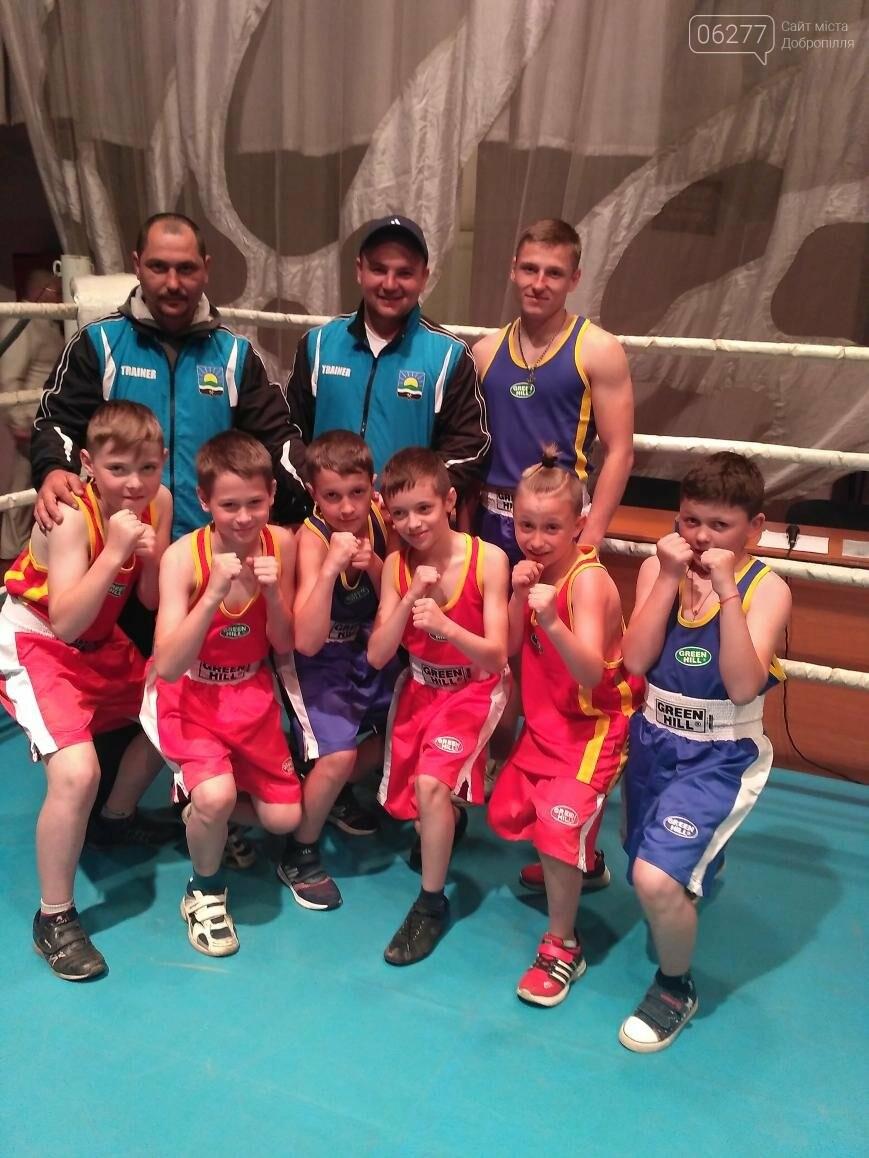 Добропольские боксеры привезли с областного турнира 14 медалей, фото-1