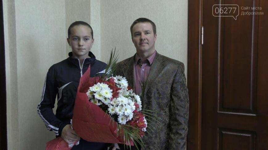 Доброполье отблагодарило своих чемпионов, фото-3