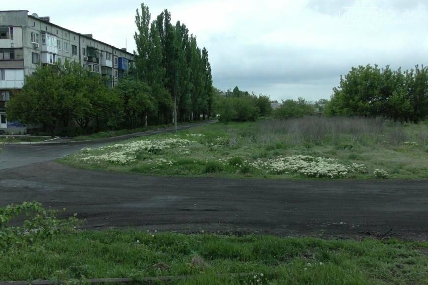 В Доброполье определили место под земельные наделы участникам АТО , фото-1