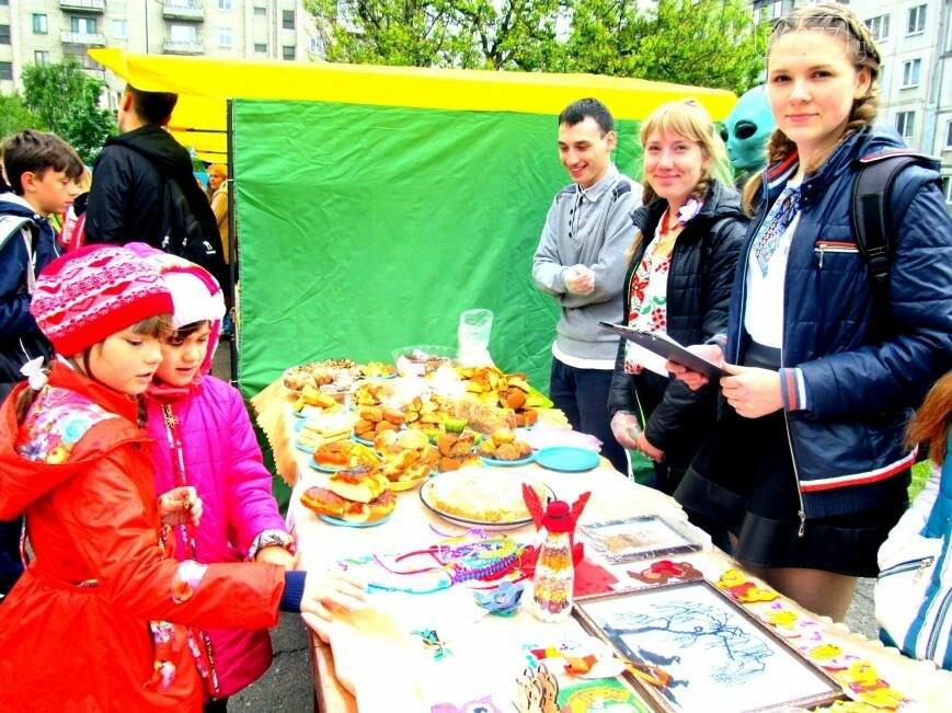 В Доброполье состоялся городской фестиваль детских организаций «Вышитый колорит», фото-3