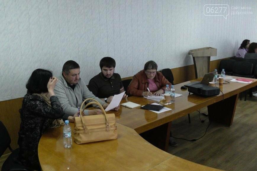 Добропольских общественников учили тратить бюджет участия, фото-4
