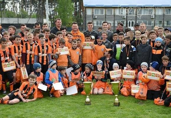 """Завтра ФК """"Шахтер"""" в Доброполье проведет набор детей в свою футбольную академию, фото-1"""