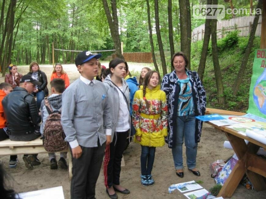 Школьники представили Добропольский район на областном слете экологов и натуралистов, фото-3