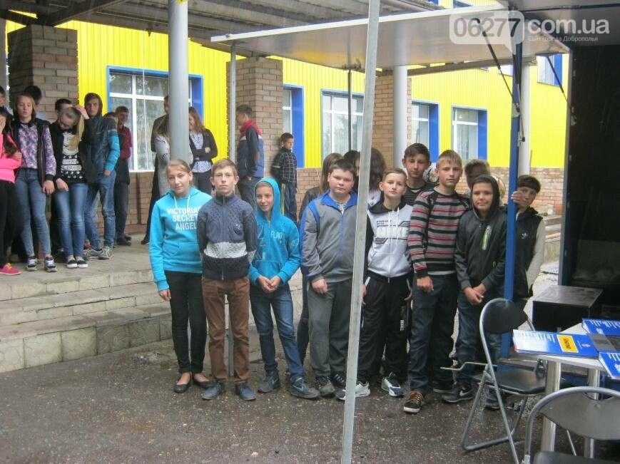 Добропольский центр занятости провел выездную акцию в Октябрьской громаде, фото-2