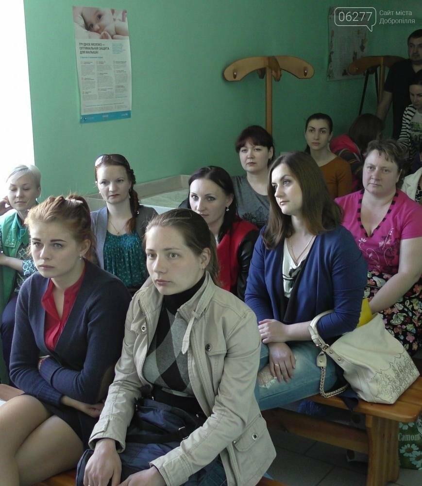 В Доброполье женщинам на тренинге рассказали о грудном вскармливании, фото-2