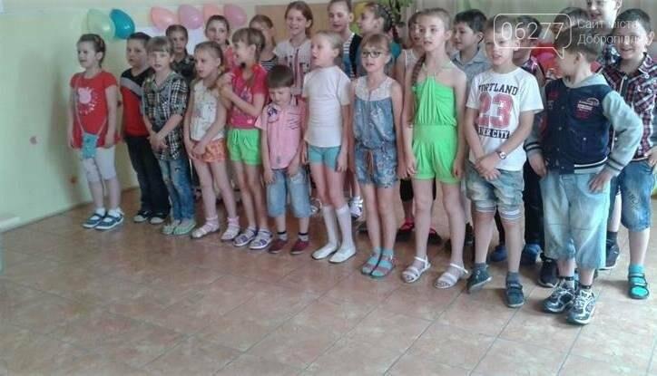 В Доброполье открылись детские летние языковые лагеря, фото-1
