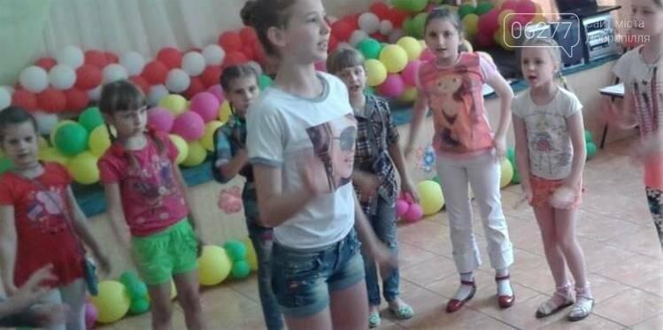 В Доброполье открылись детские летние языковые лагеря, фото-2