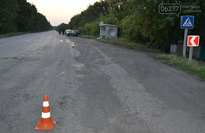 В Добропольском районе произошло ДТП: одна из пассажирок погибла на месте, фото-2