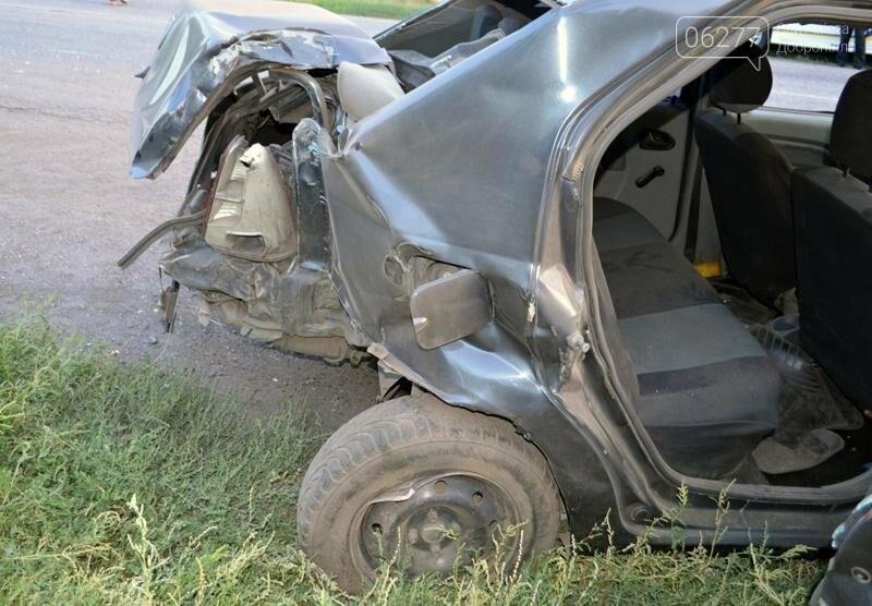 В Добропольском районе произошло ДТП: одна из пассажирок погибла на месте, фото-3
