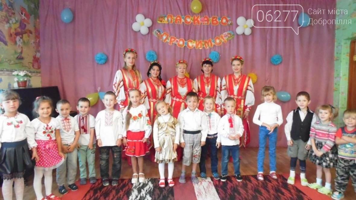 В Добропольском районе дети встретились с военными, фото-1