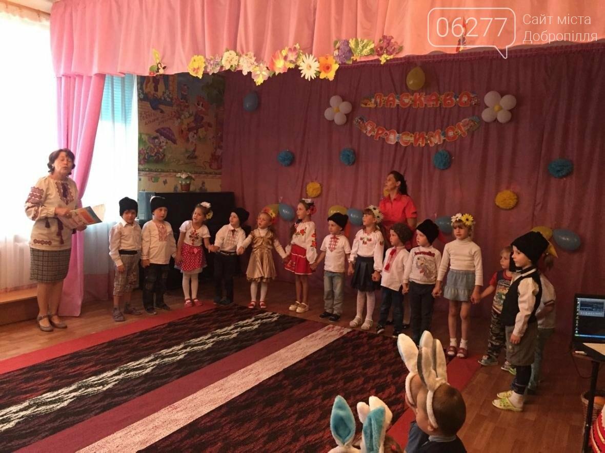 В Добропольском районе дети встретились с военными, фото-2