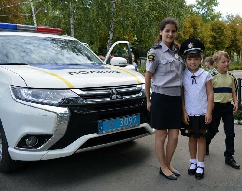 """Для учеников Доброполья правоохранители провели""""Факультатив с полицейским"""", фото-8"""