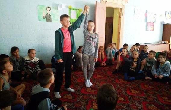 Дети полицейских из Донбасса  вернулись с летнего отдыха, фото-2