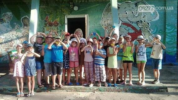 Дети полицейских из Донбасса  вернулись с летнего отдыха, фото-1