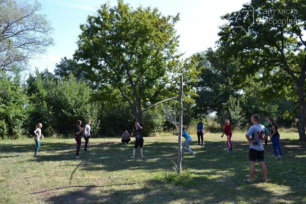 В Доброполье прошли  соревнования по футболу, фото-5