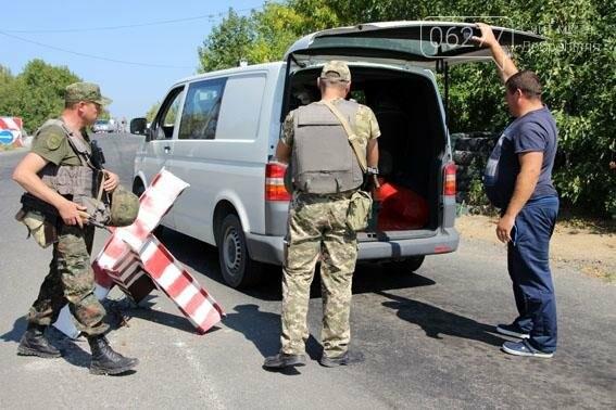 В Донецкой области 5 фактов изъятия оружия, 22 задержанных по подозрению в причастности к боевикам, фото-1