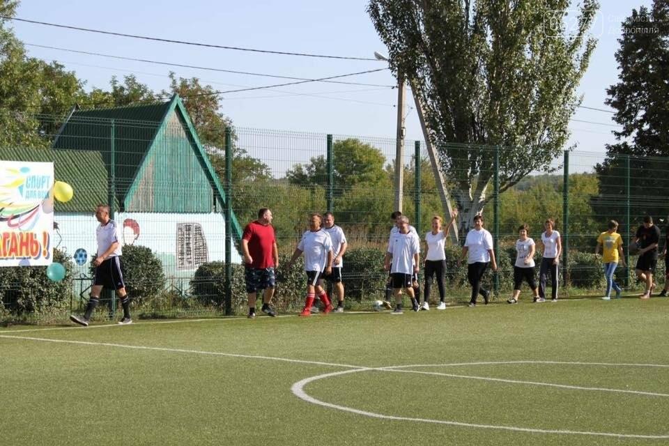 В селі Шахове Добропільского району відбулася спартакіада присвячена Дню фізичної культури і спорту, фото-4